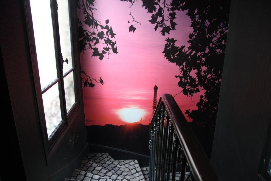 deco de chambre rose et noir visuel 4 - Chambre Rose Et Noir