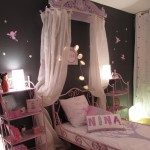 deco de chambre rose et noir. Black Bedroom Furniture Sets. Home Design Ideas