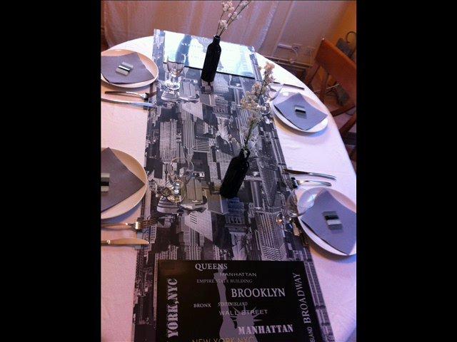 deco de table new york a faire soi meme - visuel #3