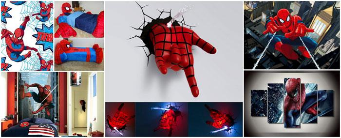 deco spiderman a faire soi meme visuel 5. Black Bedroom Furniture Sets. Home Design Ideas