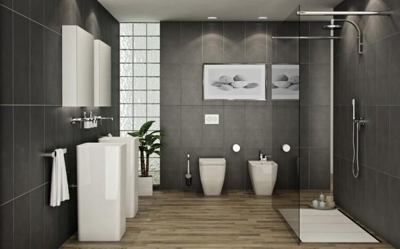 decor chambre de bain - visuel #7