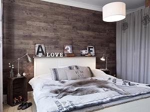 decoration chambre a coucher cosy