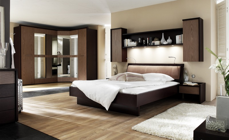 Awesome modele de chambre a coucher moderne 2015 for Exemple de chambre moderne