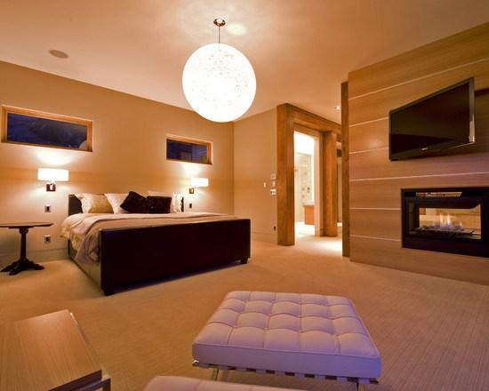 decoration chambre a coucher moderne - visuel #7
