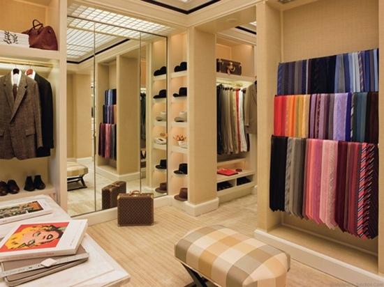 decoration chambre avec dressing - visuel #7