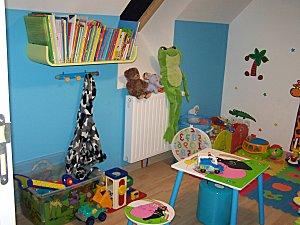 decoration chambre bebe 2 ans