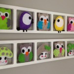 decoration chambre bebe hibou