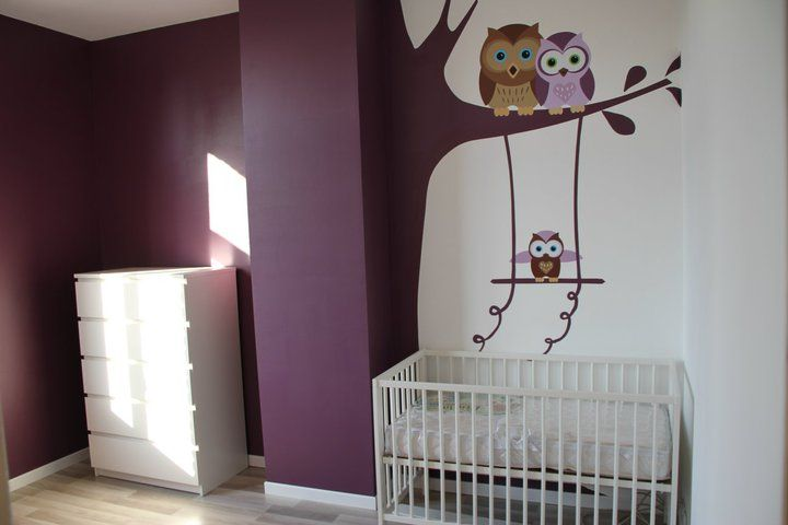 Stunning decoration chambre bebe hibou contemporary - Decoration hibou chambre bebe ...