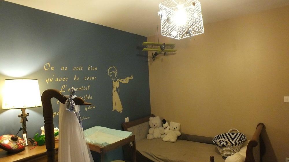 Decoration Chambre Bebe Le Petit Prince Visuel 1