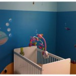 decoration chambre bebe ocean