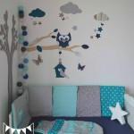 decoration chambre bebe theme hibou