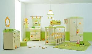 decoration chambre bebe winnie l ourson - visuel #2