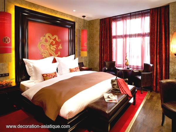decoration chambre chinoise - visuel #2