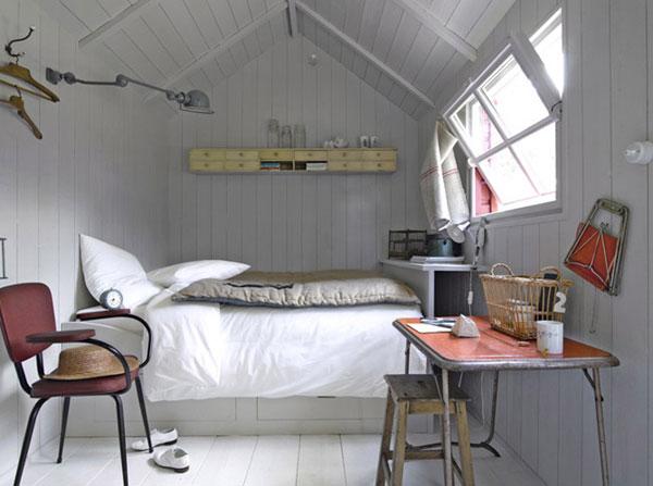 decoration chambre en longueur - visuel #5