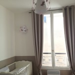 decoration chambre fille taupe