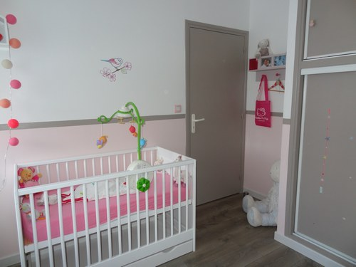 Best Chambre Bebe Taupe Et Rose Pictures - House Design ...