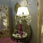 decoration chambre foret enchantee