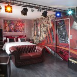 decoration chambre rock n roll