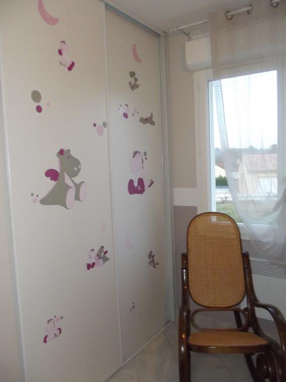 Decoration chambre victoria et lucie - Tour de lit noukies victoria et lucie ...