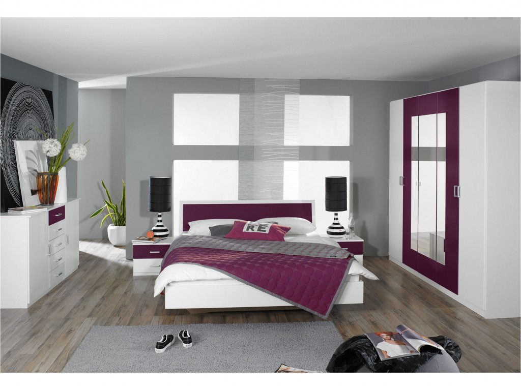decoration chambres modernes - visuel #2