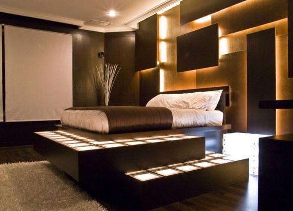 decoration chambres modernes - visuel #7
