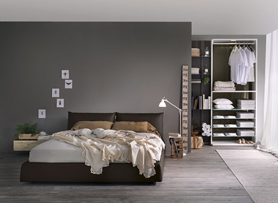 decoration chambres modernes visuel 8. Black Bedroom Furniture Sets. Home Design Ideas