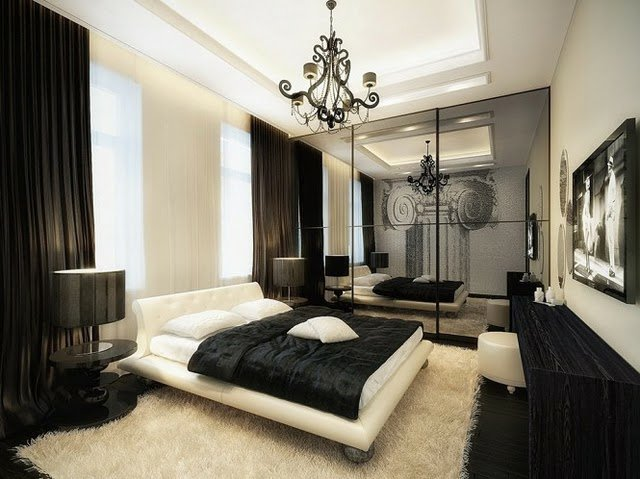 decoration chambres modernes