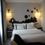 decoration de chambre noir