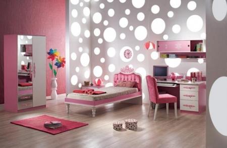 decoration de chambre pour fille - visuel #2