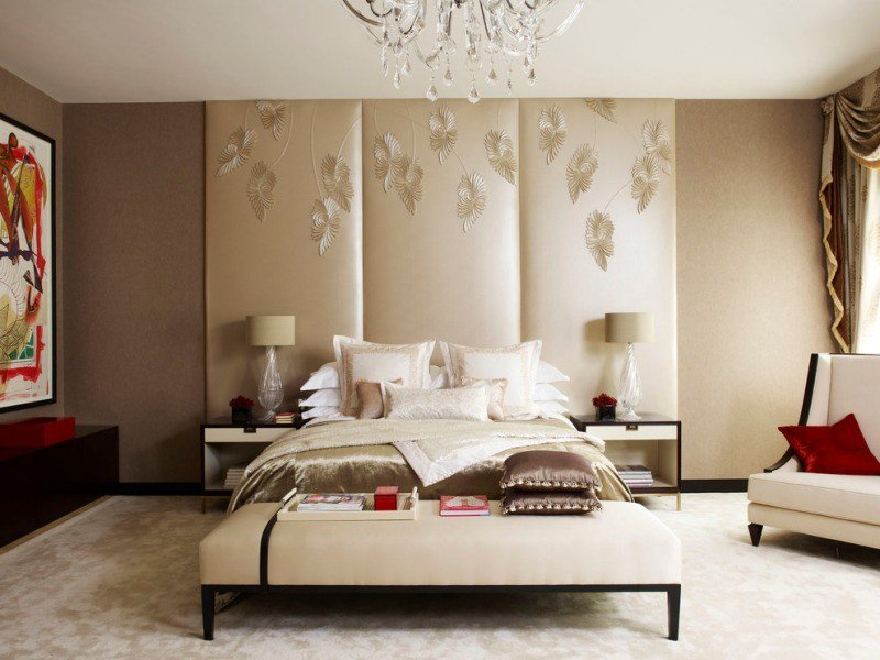 decoration lit au sol. Black Bedroom Furniture Sets. Home Design Ideas