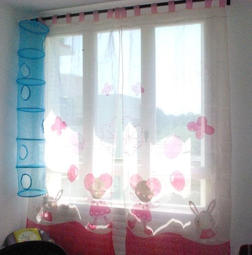 decoration pour rideau bebe - visuel #7