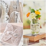 faire decoration de table mariage