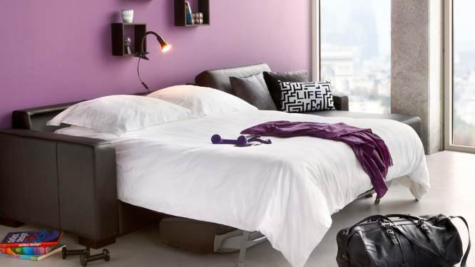 idee deco chambre d amis visuel 6. Black Bedroom Furniture Sets. Home Design Ideas
