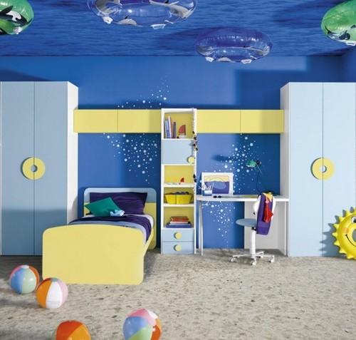 idee deco chambre garcon pirate. Black Bedroom Furniture Sets. Home Design Ideas