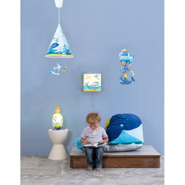 lampe mobile bebe. Black Bedroom Furniture Sets. Home Design Ideas