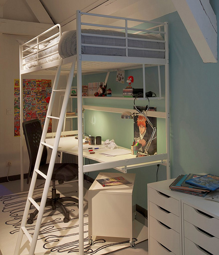 Lit sureleve junior ikea visuel 9 - Lit mezzanine junior ...