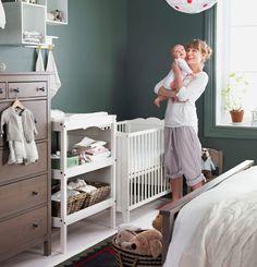 luminaire chambre bébé ikea