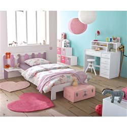 photo deco chambre fille 8 ans visuel 8. Black Bedroom Furniture Sets. Home Design Ideas