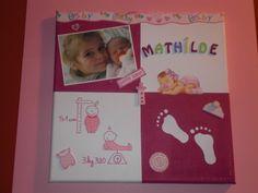 Tableau chambre bebe a faire soi meme visuel 6 - Decorer chambre bebe soi meme ...