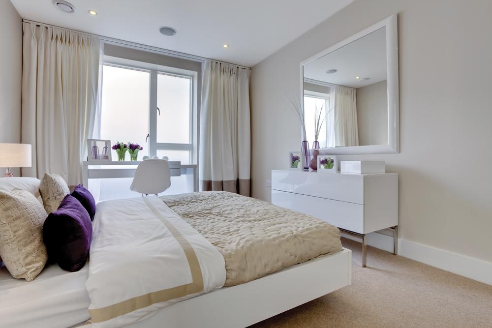 Chambre d hotel decoration visuel 7 for Decoration chambres hotel