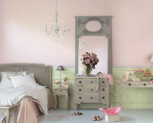 chambre deco pastel visuel 2. Black Bedroom Furniture Sets. Home Design Ideas