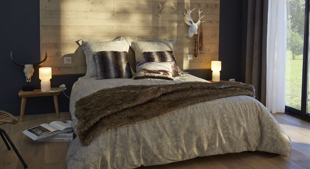 Deco Chambre Cocooning Bois