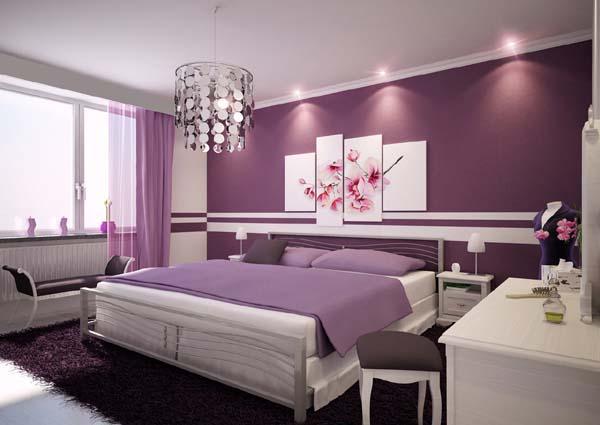 deco chambre a coucher peinture - visuel #8