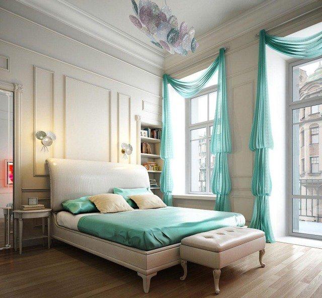 deco chambre a coucher romantique