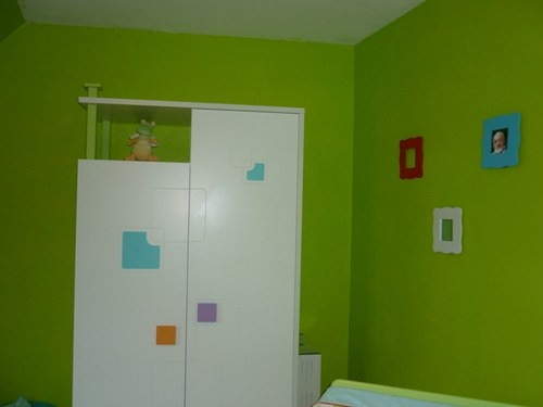 Deco chambre ado vert anis for Deco chambre vert anis