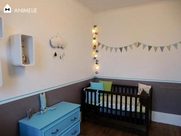 Deco chambre bebe bleu turquoise amazing home ideas