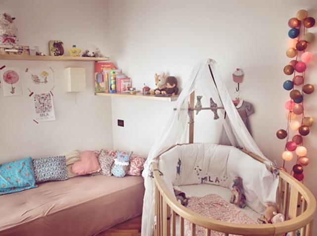 Deco chambre bebe fille rose pale - Deco chambre bebe rose ...