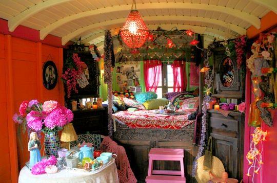 deco chambre hippie - visuel #7