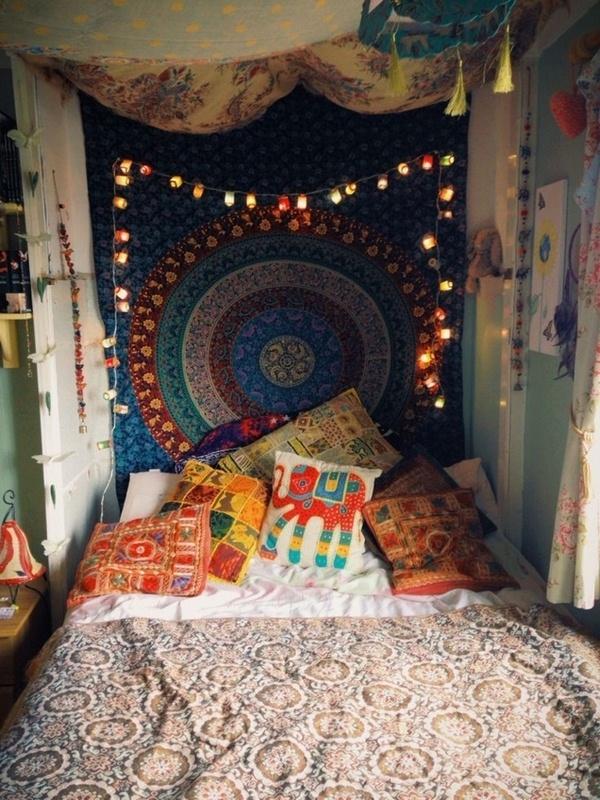 deco chambre hippie - visuel #9