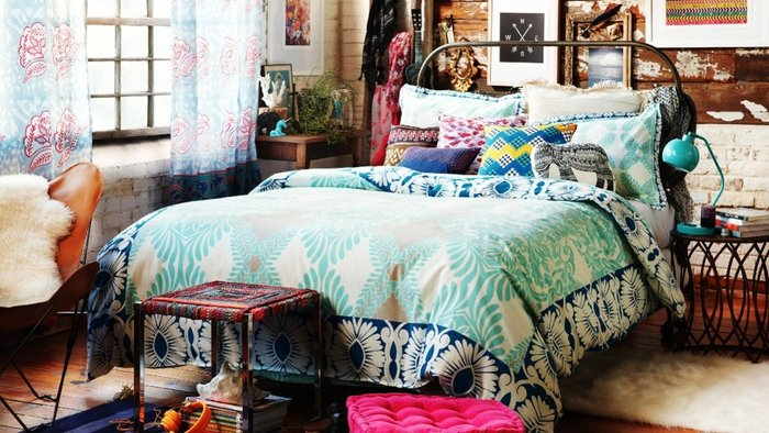 Beautiful Idee Chambre Hippie Pictures